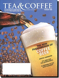 Tea and Coffee Trade Journal cover Feb 2009